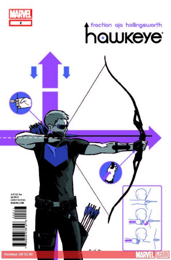 Review – Hawkeye #2