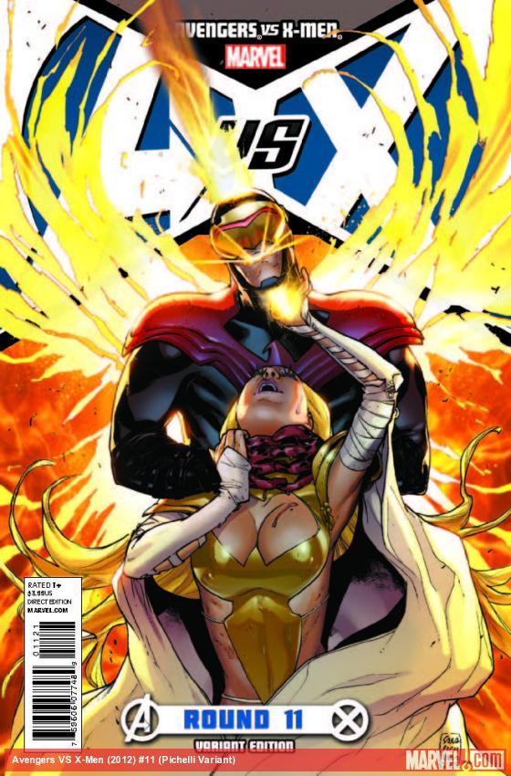 Review – Avengers vs X-Men #11 (AVX)