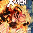 Colossus and Magik have a family moment, Emma and Cyclops dine in madness and all hell breaks loose