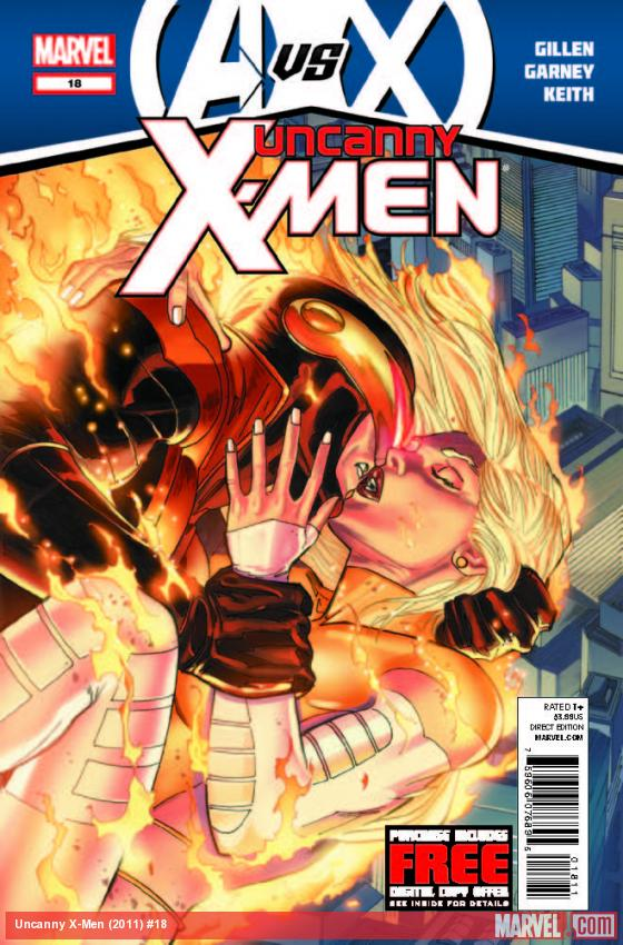 Review – Uncanny X-Men #18 (AVX)