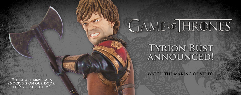 Game Of Thrones Collectibles From Dark Horse!
