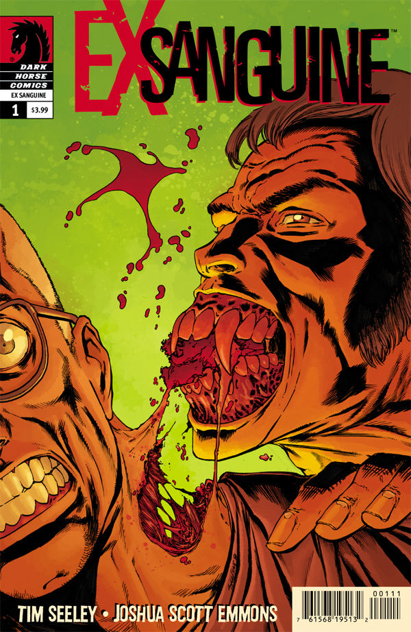 Review – Ex Sanguine: The Hollow Man #1