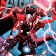 Red Skull and his S-Men are pushing harder into New York and one of the Uncann Avengers stumbles in their loyalty to the team. With an evil Thor on the cover, things look grim