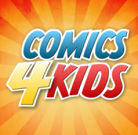 "ComiXology's Comics4Kids iOS App Debuting New ""Parent-Friendly Sync"" Feature!"