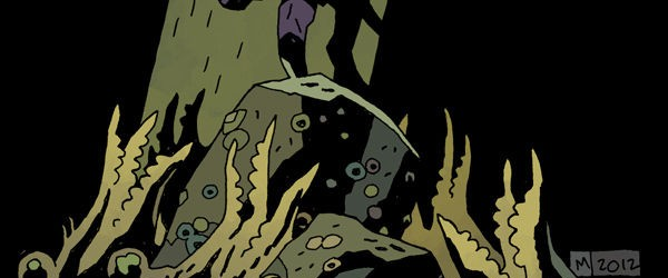 Story: Mike Mignola Art: Mike Mignola Colors: Dave Stewart Cover Art: Mike Mignola Published by: Dark Horse Comics Hellboy In Hell #1 Is the continuation of The Storm and The Fury Tales,...