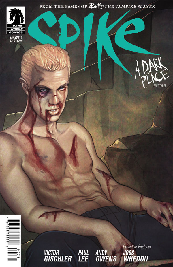 Review – Buffy The Vampire Slayer: Spike #3 A Dark Place Part 3