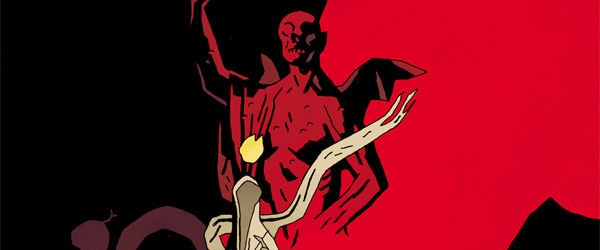 Story: Mike Mignola Art: Mike Mignola Colors: Dave Stewart Cover Art: Mike Mignola Published by: Dark Horse Comic After falling deeper into the heart of hell to a place called Pandemonium which...