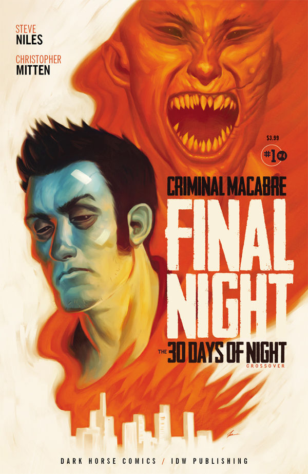 Review – Criminal Macabre: Final Night 1 of 4