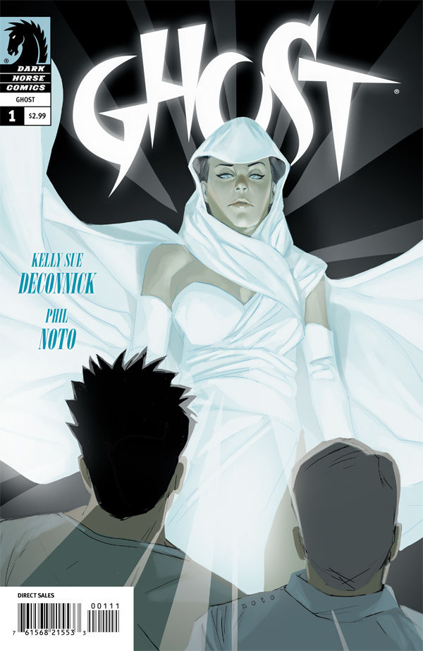 Review – Ghost #1 In The Smoke and Din 1 of 4