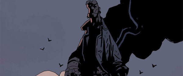 Story: Mike Mignola Art: Mike Mignola Colors: Dave Stewart Cover Art: Mike Mignola Published by: Dark Horse Comic Since arriving Pandemonium Hellboy has been shown a lot of his family's legacy, guided...