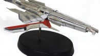 &nbsp; All-new 6 Turian Cruiser ship to hit shelves in November! One of the cornerstones of both Dark Horses publishing and product line in recent years, has been the massive...