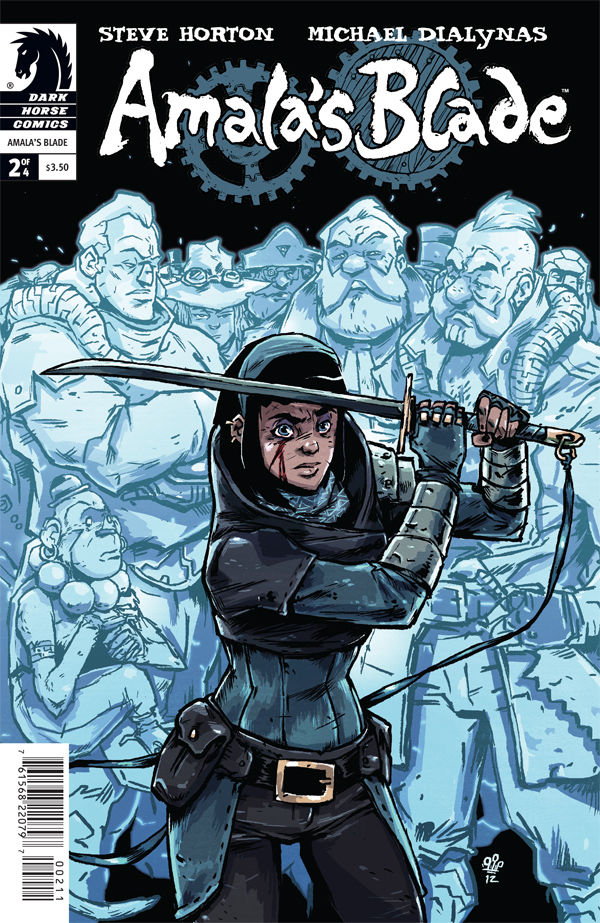 Review – Amala's Blade #2 ""