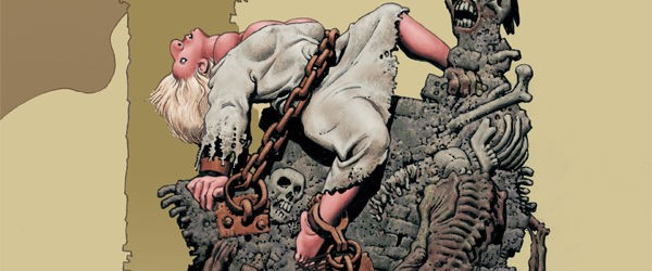 Story: Richard Corben Art: Richard Corben Colors: Richard Corben Cover Art: Richard Corben Published by: Dark Horse Comic A sickness resides in the house of Usher. Its history is cursed,...