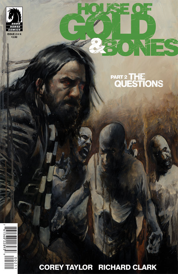 Review – House Of Gold & Bones #2
