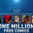 Now that the dust has settled on Dark Horse Digital's incredibly successful two-year-anniversary promotion, the company is pleased to announce that it gave away a million...