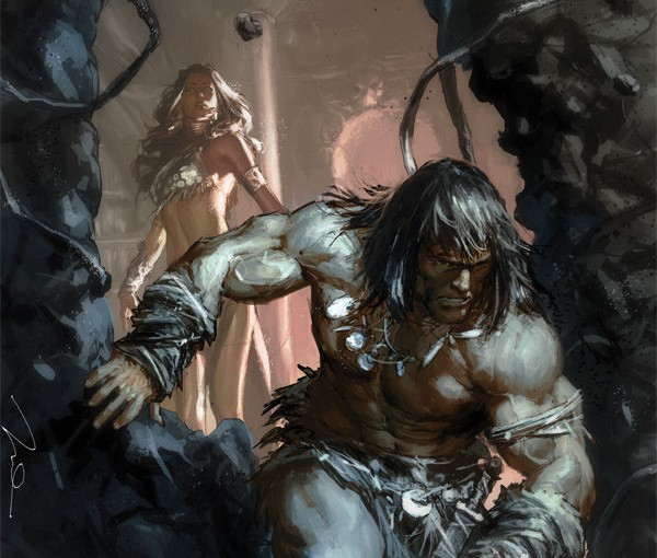 Review – King Conan: Hour Of The Dragon Part 3