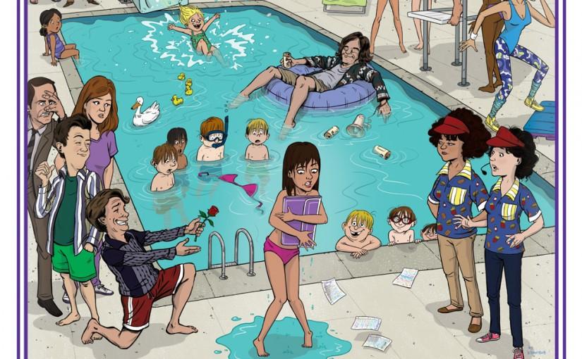 Aubrey Plaza teases in Daria trailer sketch