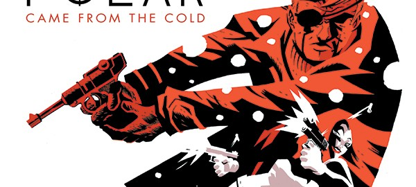 "Victor Santos ""Polar: Comes Form The Cold"" is coming to Dark Horse"