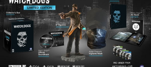 Ubisoft's Watch Dogs Limited Edition has a HIGH Price tag!!