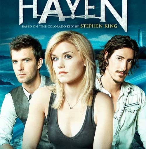 Haven: The Complete Third Season Blue-Ray and DVD