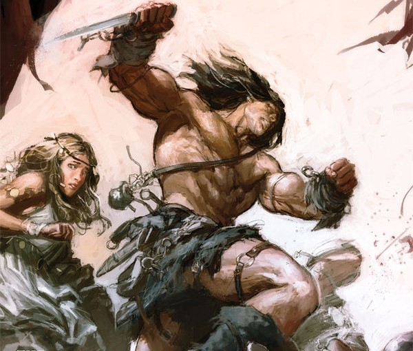 Review – King Conan: Hour Of The Dragon Part 5