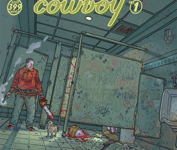 Review – Shaolin Cowboy #1