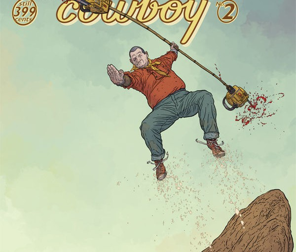 Review – Shaolin Cowboy #2