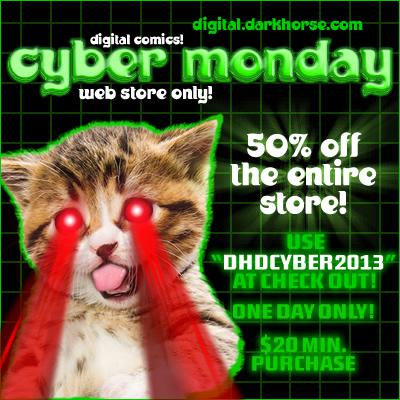 Dark Horse Cyber Monday Deal!