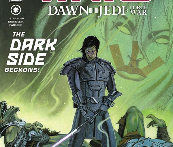 Review – Star Wars: Dawn Of The Jedi Force War #1