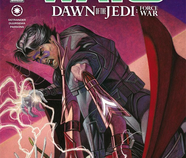Review – Star Wars: Dawn Of The Jedi Force War #2