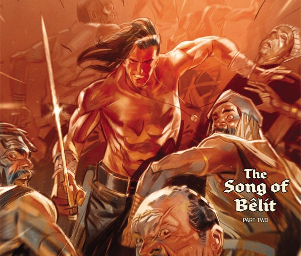 Review – Conan The Barbarian:The Song Of Belit – Part Two