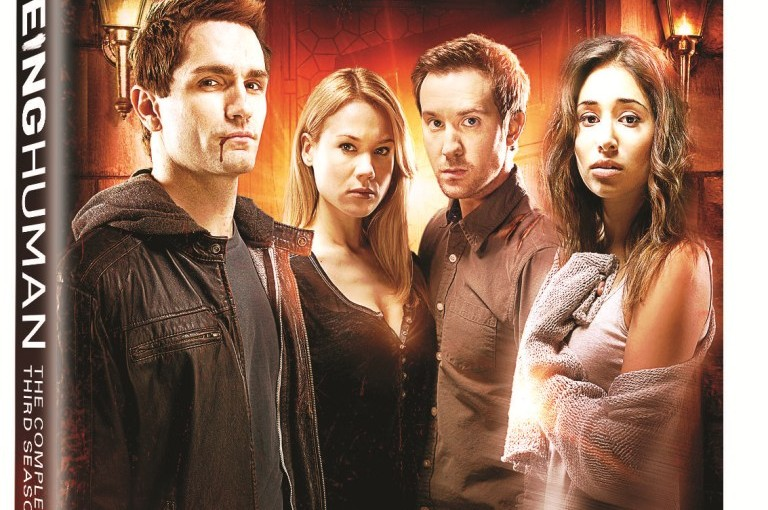 DVD Release – Being Human : The Complete Third Season