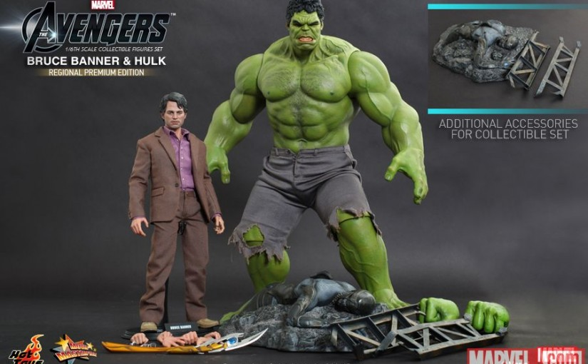 Marvel Collectables: Bruce Banner Collectible Figure