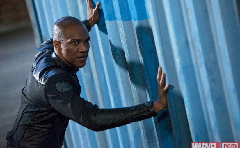 Marvel News: J. August Richards' return as Mike Peterson in Marvel's Agents of S.H.I.E.L.D!