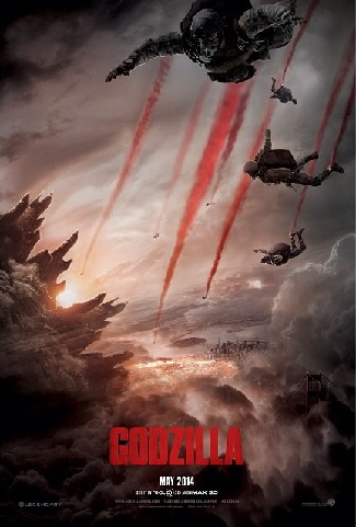 Movie Trailers: Godzilla (2014)