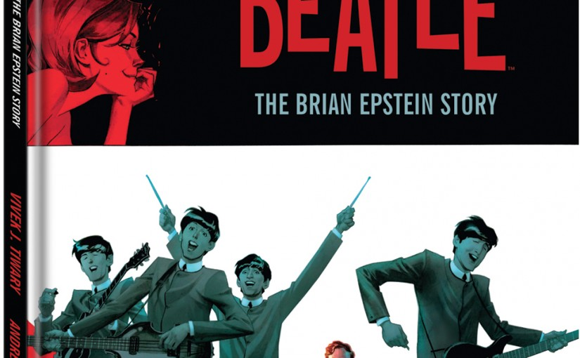 Dark Horse: The Fifth Beatle hits number 5 on the New York Times Bestseller List