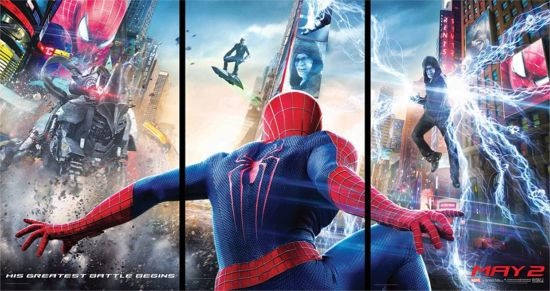 Movie Trailers: The Amazing Spider-Man 2 (2014)