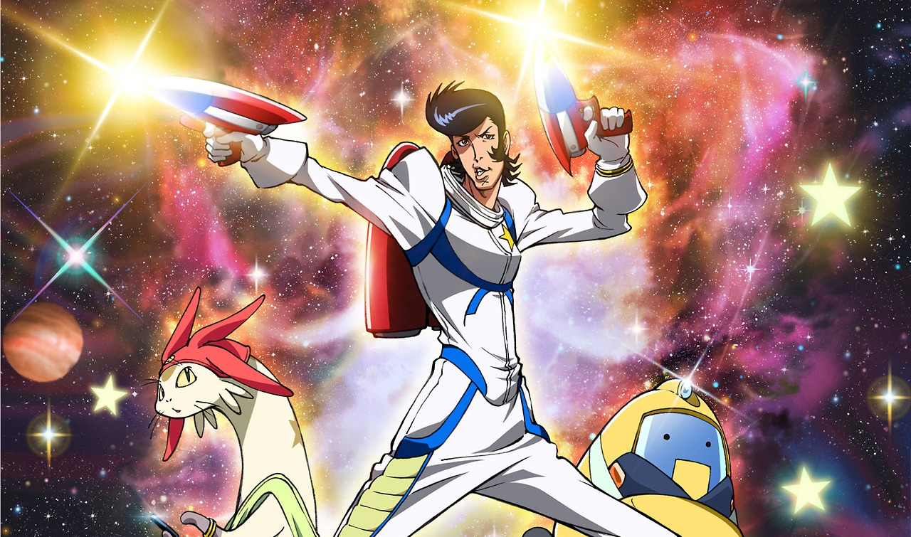 Space Dandy #1