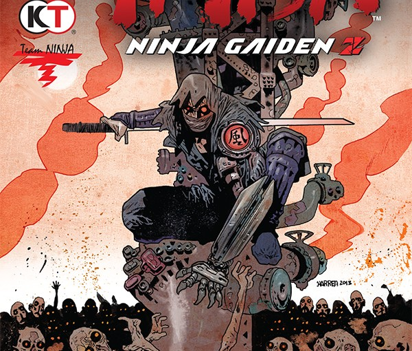 Team Ninja & Dark Horse Comics Brings Yaiba: Ninja Gaiden Z Digital Comic Series