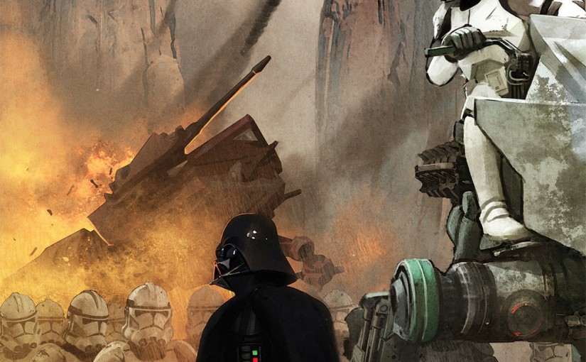 Dark Horse Comics will end its Star Wars partnership in 2015