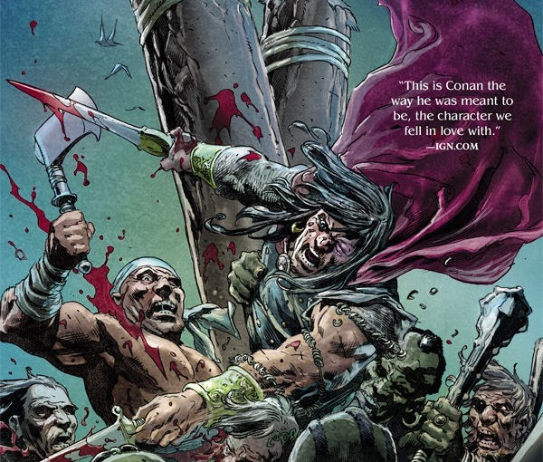 Review – King Conan: The Conqueror Part 1 of 6