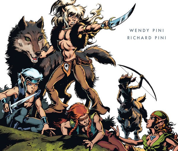ECCC: Elfquest gets a gallery Edition