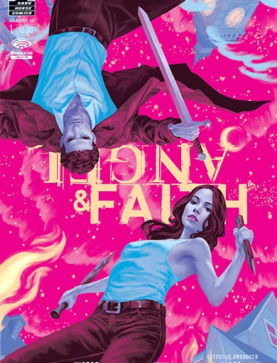 Dark horse announces Exclusives for WonderCon 2014