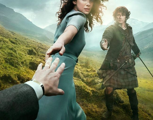 "SDCC 14: Starz Original Series ""Outlander"" Panel"