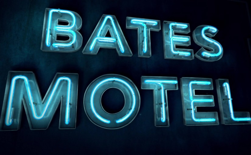 "SDCC 14: A&E's ""Bates Motel"" Panel"
