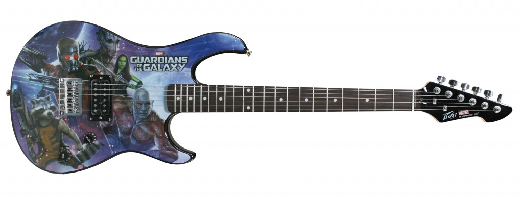 Peavey Guardians Of The Galaxy Rockmaster Guitar