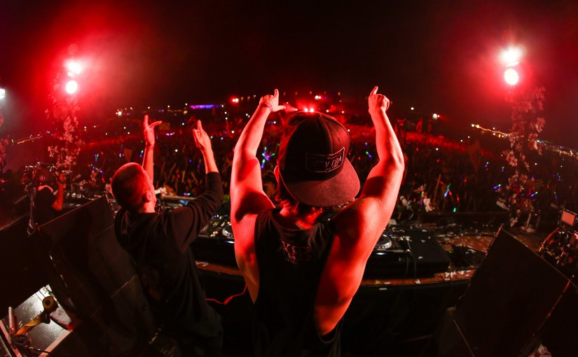 EDM Fridays – Dimitri Vegas & Like Mike