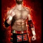 WWE2K15 Sami Zayn