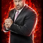 WWE2K15 Triple H Manager