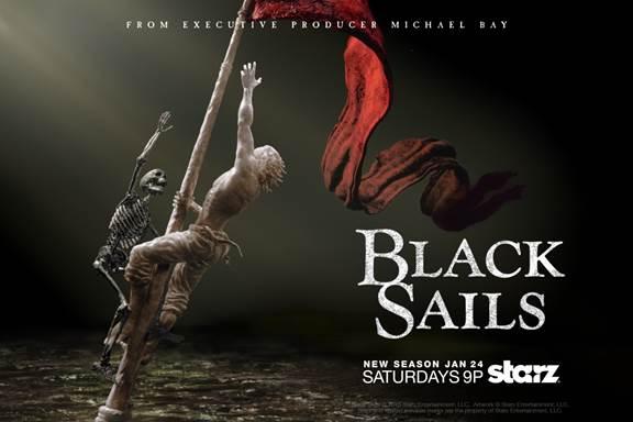 Black Sails Season 2 takes to the Sea on Starz